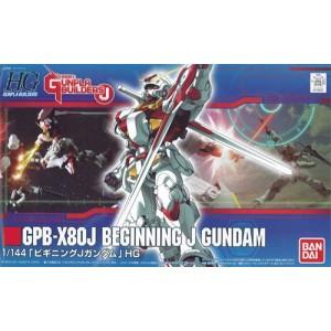 Maqueta 1/144 HG Gundam Beginning J GPB-X80J