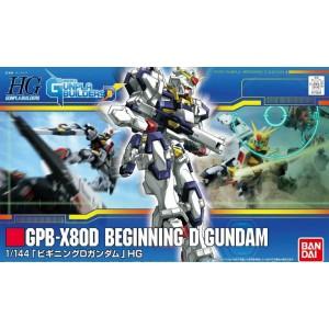 Maqueta 1/144 HG Gundam Beginning D GPB-X80D