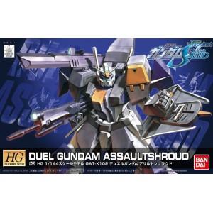 Maqueta 1/144 HG Duel Gundam Assaultshroud