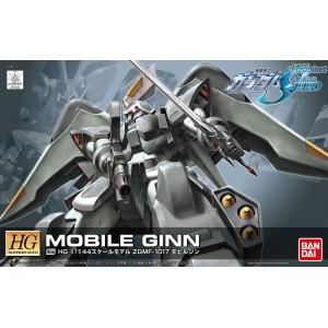 Maqueta 1/144 HG Gundam Mobile Ginn