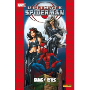 Coleccionable Ultimate 25  Spiderman 11: Gatas y reyes