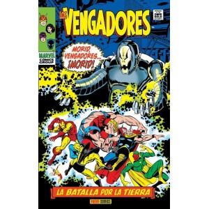 Marvel Gold: Los vengadores - La Batalla por la Tierra