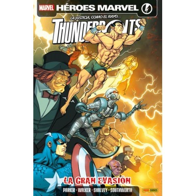 Marvel Gold - Los vengadores: La Batalla por la Tierra
