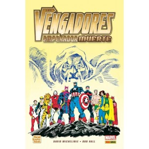 MGN - Los Vengadores: Emperador Muerte