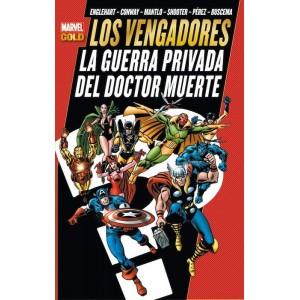 Marvel Gold - Los Vengadores: La Guerra Privada del Doctor Muerte