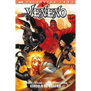 Marvel Coleccion 100% Veneno nº 03
