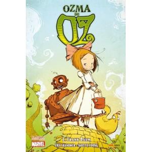 Clásicos Ilustrados Marvel. Ozma de Oz