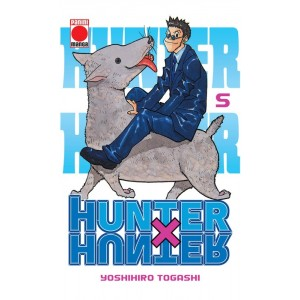 Hunter x Hunter nº 05