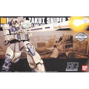 Maqueta 1/144 MS-05L Zaku I Sniper Type