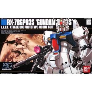 Maqueta 1/144 RX-78GP03S Gundam GP03S