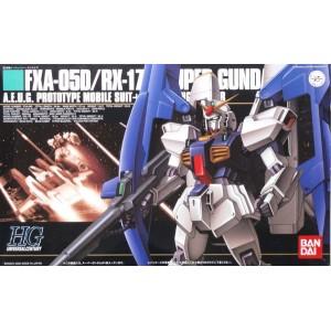 HGUC GUNDAM SUPER FXA-05D/RX178 1/144