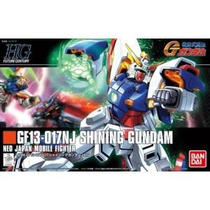 Maqueta 1/144 GF13-017NJ Shining Gundam