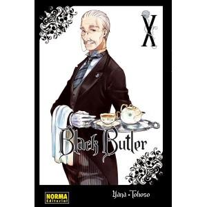 Black Butler nº 10