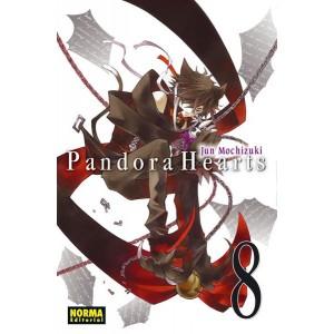 Pandora Hearts nº 08