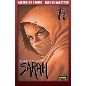 La Leyenda de Madre Sarah Nº 01