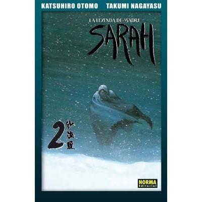 La Leyenda de Madre Sarah Nº 02