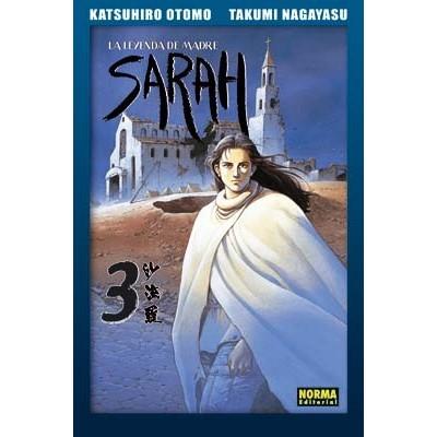 La Leyenda de Madre Sarah Nº 03