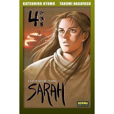 La Leyenda de Madre Sarah Nº 04
