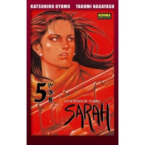 La Leyenda de Madre Sarah Nº 05