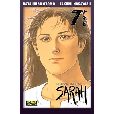 La leyenda de Madre Sarah Nº 07