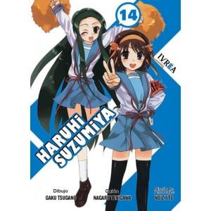 Haruhi Suzumiya nº 14