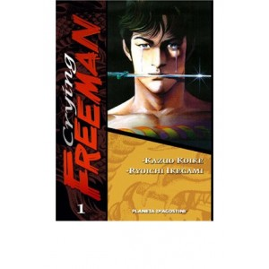 Crying Freeman Nº 01