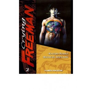 Crying Freeman Nº 02