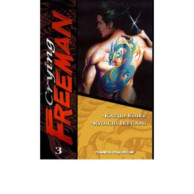 Crying Freeman Nº 03