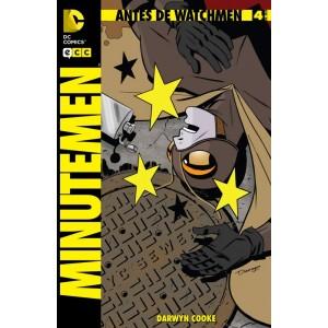 Antes de Watchmen - Minutemen nº 04