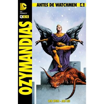 Antes de Watchmen - Ozymandias nº 03