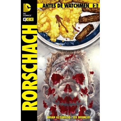 Antes de Watchmen - Rorschach nº 01