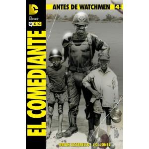 Antes de Watchmen - El Comediante nº 04