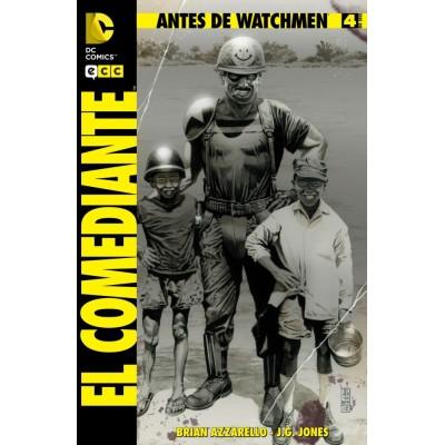 Antes de Watchmen - El Comediante nº 03