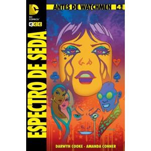 Antes de Watchmen - Espectro de Seda nº 03