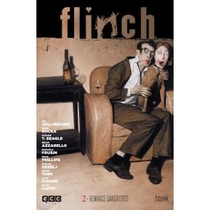 Flinch nº 02 - Romance sangriento