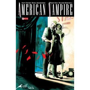 American Vampire nº 05 (Cartoné)