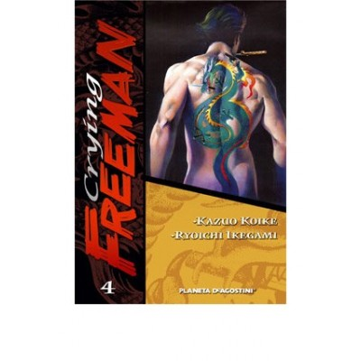 Crying Freeman Nº 04