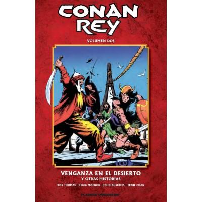 Conan la Leyenda Nº 12