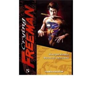Crying Freeman Nº 05