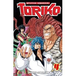 Toriko Nº 04