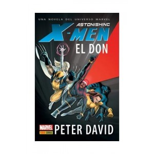 Astonishing X-Men: El Don