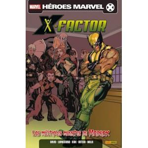 Héroes Marvel - X Factor: Las Múltiples Muertes de Madrox v2, 4