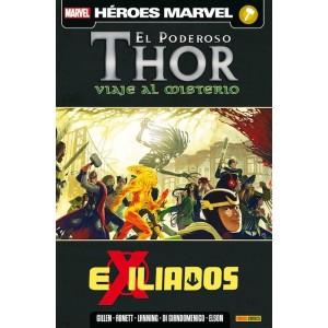 Héroes Marvel - El Poderoso Thor: Viaje al Misterio 3