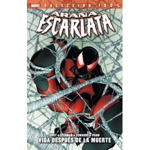 Marvel Coleccion 100% - Araña Escarlata 1