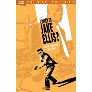 Colección 100% Cult Comics - ¿Quién es Jake Ellis?