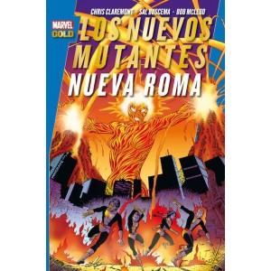 Marvel Gold - Los Nuevos Mutantes: Nueva Roma