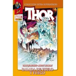 Marvel Coleccion Extra Superheroes - Thor 3: Balada de Hielo y Fuego