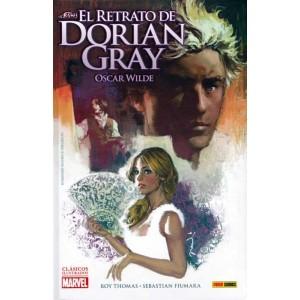 Clásicos Ilustrados Marvel. El Retrato de Dorian Gray