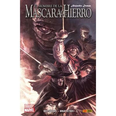 Clásicos Ilustrados Marvel. Los Tres Mosqueteros