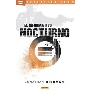 Colección 100% Cult Comics - El Informativo Nocturno